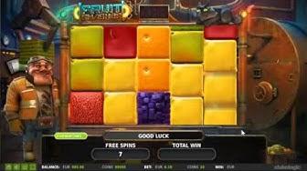 Fruit Smasher kostenlos spielen - Stakelogic / Novomatic