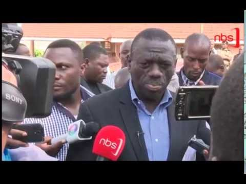 """I Am The Legally Elected President"", Besigye"