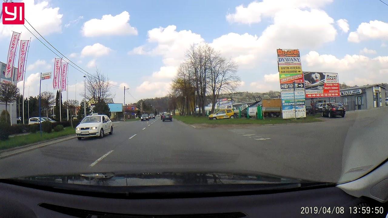 Wypadek Rowerzysty Nowy Sącz 08042019