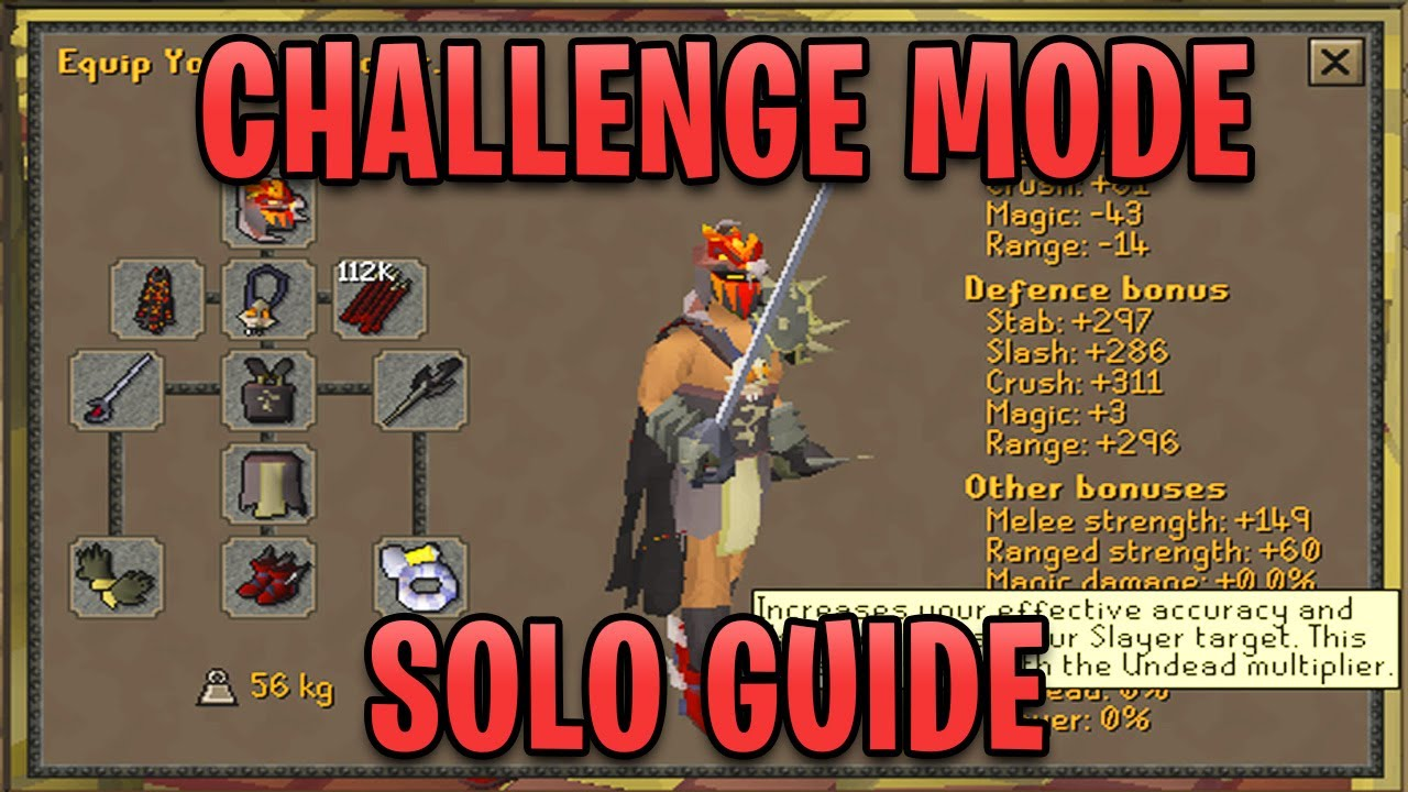 Synq Challenge Mode Solo Raid Live Example Youtube
