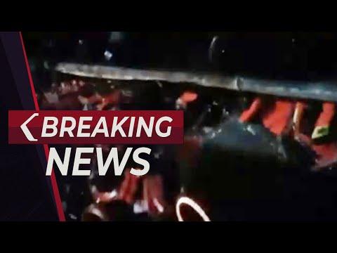 BREAKING NEWS - Kapal KMP Yunice Tenggelam di Perairan Pelabuhan Gilimanuk Bali