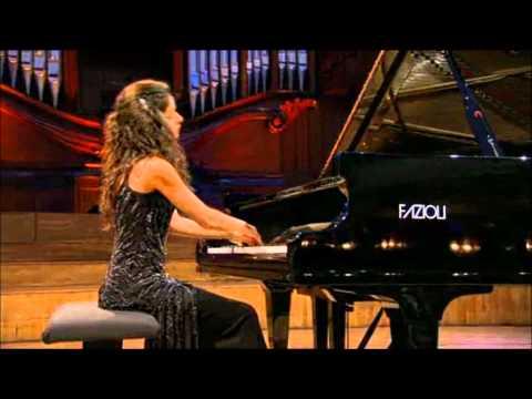 Irene Veneziano sonata.B-flat minor op. 35  Mov.1 Chopin Piano Competiton 2010