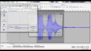 Extraire un morceau d'un fichier audio