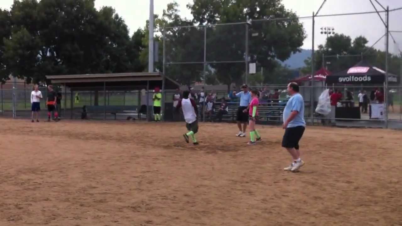 WishGarden Plays Kickball Benefit - Boulder, Co Sep 2012 - YouTube