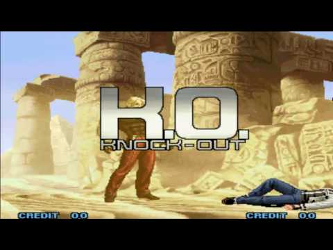 The King Of Fighters 2005 Rugal Free Combo