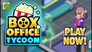 Box Office Tycoon (by Hothead Games) - Android Gameplay FHD