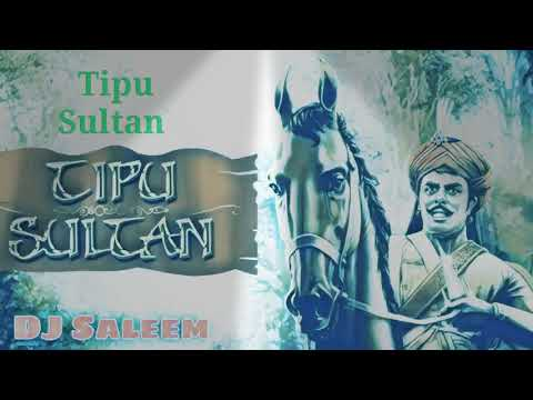 Tipu sultan-spl song mix 2018= mera Tipu Shere Mysore hai=Dj Saleem