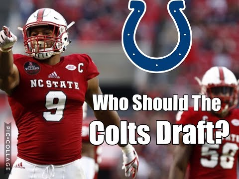 Who Should The Indianapolis Colts Draft? Colts Offseason Needs