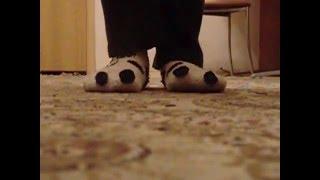 Комбинация движений ногами