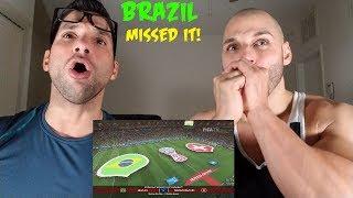 Brazil v Switzerland [REACTION]