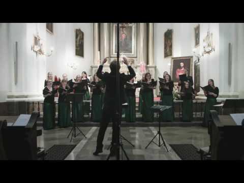 Chór WUM: Johannes Brahms - Die Nonne op. 44 nr 6 (Zwölf Lieder und Romanzen)