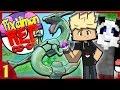 PIXELMON RED CO-OP Episode 1 -