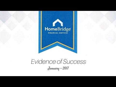 Evidence of Success-January 2017