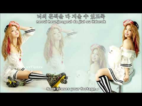 Ailee - Rainy Day [English Sub + Romanization + Hangul]