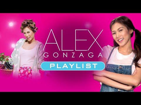 5 Favorite Songs of Alex Gonzaga