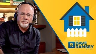 Dave Ramsey Explains Why He Is Okay With Mortgage Debt