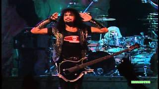 KISS - Parasite [ The Palace, Detroit 11/27/92 ]