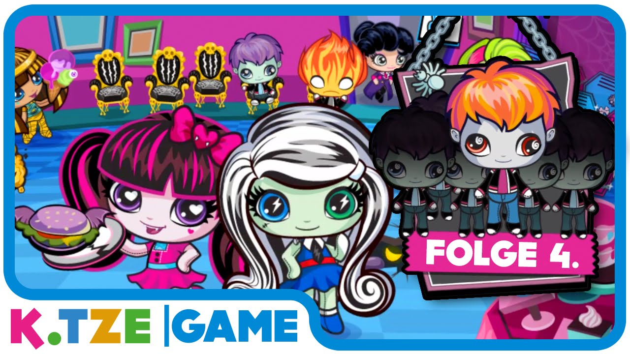 Monster High Stream Deutsch