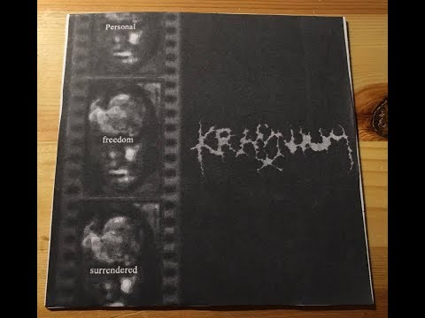 Kraynium - Personal Freedom Surrendered (1999)