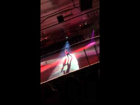 Parcells middle school ice show intro