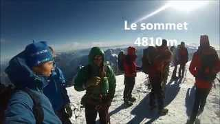 Ascension du Mont-Blanc 2014 ☆ [GoPro HD]