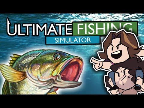 Ultimate Fishing Simulator – Game Grumps