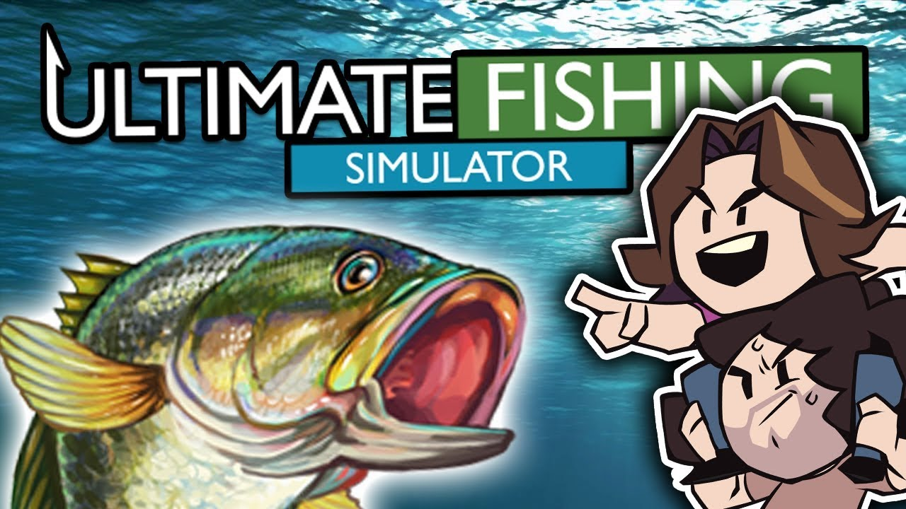Ultimate Fishing Simulator - Game Grumps