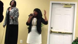 VFCC 2/23/14 - Praise & Worship for Dr. Alfred Comer
