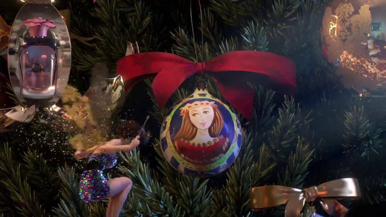 Dolce & Gabbana: A Fairytale Holiday Season