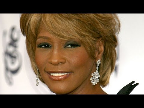 Whitney Houston's Funeral: Stevie Wonder and Dionne Warwick Pay Tribute