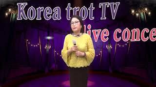가로등 아쉬운 이별(원곡 배호)/ KT TV 라이브 콘…