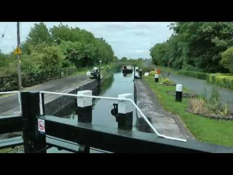 The Old Barrow Line Canal A Video by Noel O'Meara