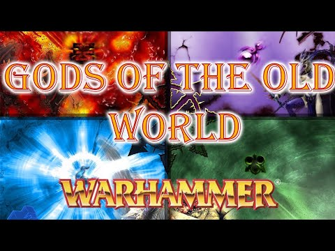 Who are  the gods of the Old World and what happens to them - Warhammer Lore