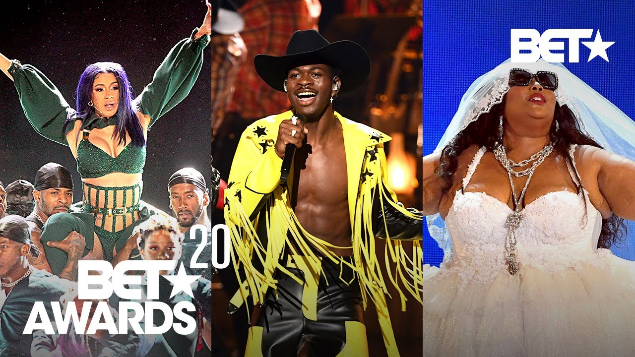 Cardi B, Lizzo, Lil Nas X, DaBaby & More In First-Ever BET Awards Performances! | BET Awards 20