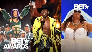 Download Cardi B, Lizzo, Lil Nas X, DaBaby & More In First-Ever BET Awards Performances! | BET Awards 20 Mp3 and Videos