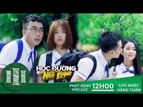 PHIM CẤP 3 - Phần 7 : Tập 15 | Phim Học Đường 2018 | Ginô Tống, Kim Chi, Lục Anh