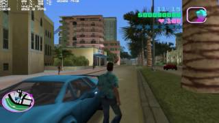 Grand Theft Auto Vice City (4K) Vs GTX 1080!