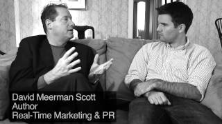 A Conversation At The Roger Smith Hotel with David Meerman Scott