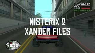 Terror no GTA San Andreas - Mod Misterix 2 - Novos Mitos? Demônios? - Parte 1