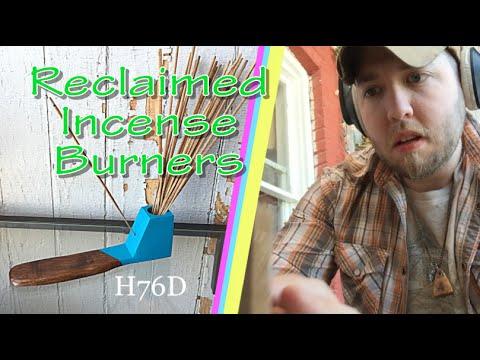 DIY Incense Burners