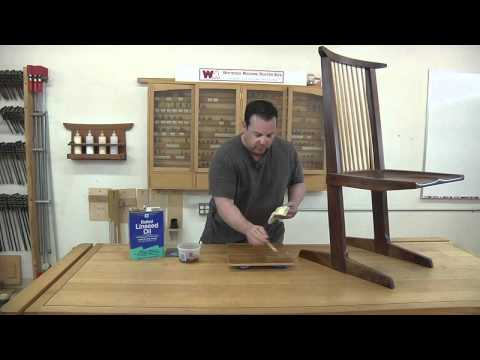 Simple Hand Rub Finish With Brian Miller