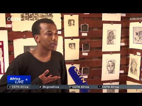 Artists in Pretoria, South Africa showcase fine rare prints