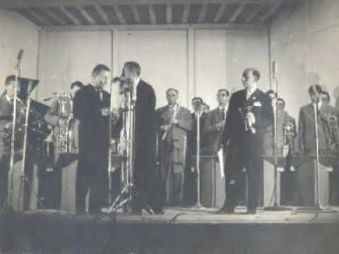 Blues Backstage - Big Band of Radio Television Belgrade, Juan-les-Pins Festival 1960.