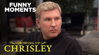 Growing Up Chrisley | Todd Lays Down The Law | Season 1 Episode 7 | Chrisley Knows Best