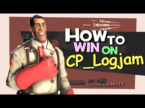 TF2: How to win on cp_Logjam [Epic Win]