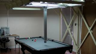 Billiard Robot. Best Shots
