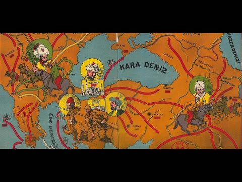 Biblical! Turkey's New Maps Are Reclaiming the Ottoman Empire
