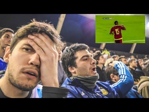 Argentina vs Venezuela | Eliminatorias Rusia 2018 | Reacciones de Amigos