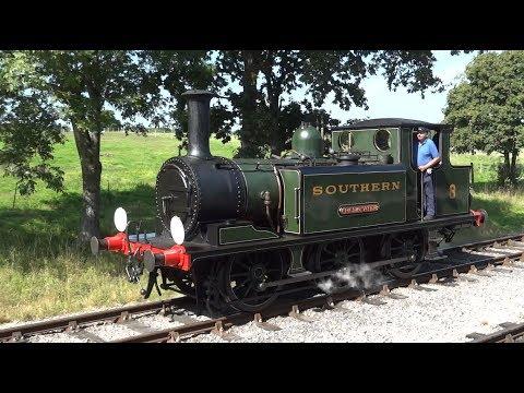 Isle of Wight Steam Railway & Steam show - 27.08.2017