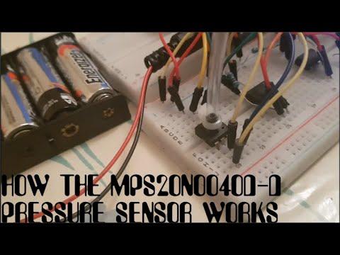 How pressure sensors work (Wheatstone Bridge)-learn, Видео